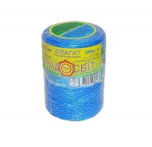 Шпагат полипропиленовый 0,5 кг (2500т)