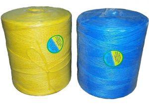 Шпагат полипропиленовый для связывания тюков сена, 2500 метров/бобина