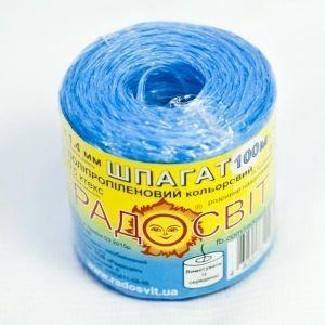 Шпагат полипропиленовый разноцветный 100 м