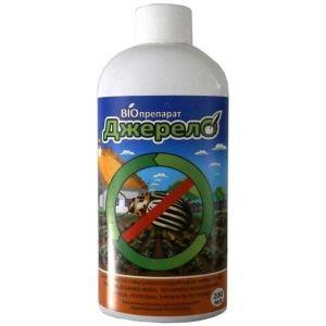 Биопрепарат для защиты от вредителей