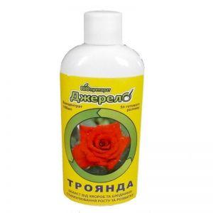 Биопрепарат Джерело для защиты роз