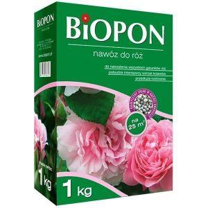 Удобрение Biopon для роз 1 кг