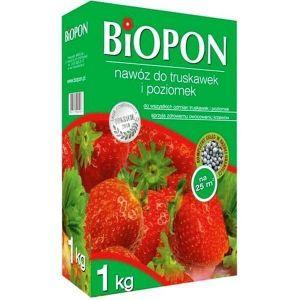 Удобрение Biopon для клубники и земляники
