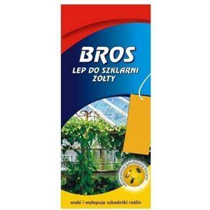 Клейкий лист для садов и теплиц Bros