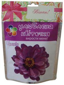 Улюблена квіточка - Циния