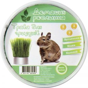 Трава для грызунов