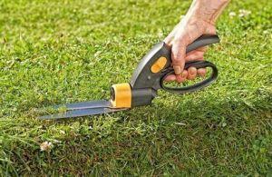 Ножницы для травы 180° TEFLON