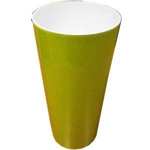 Горшок для цветов Вулкано Премиум-200, фисташковый