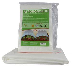 Агроволокно белое, плотность 42г/м², ширина 1,6 м
