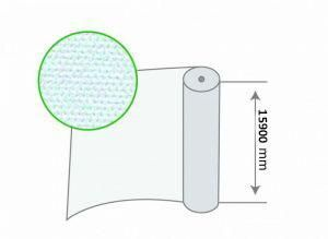 Рулон белого агроволокна 23 г/м.кв, размер 15,9мх100м