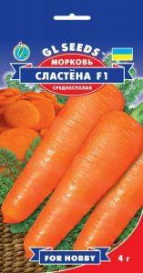 Морковь Сластена F1 3 г