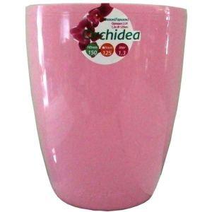 Вазон для орхидей розовый 1,3 л