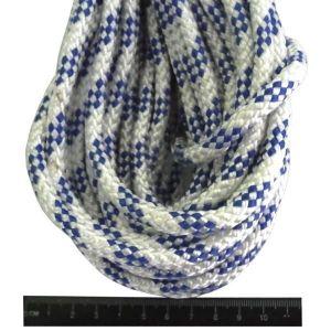 Шнур капроновый плетеный 6 мм