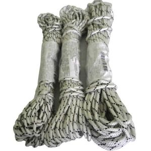 Шнур капроновый плетеный 3 мм