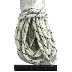 Шнур капроновый плетеный 5 мм