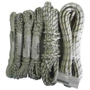 Шнур капроновый плетеный 8 мм