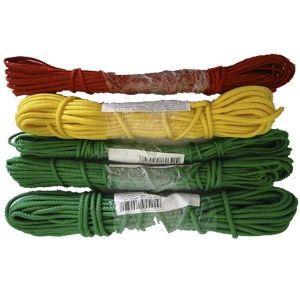 Шнур полипропиленовый плетеный 15 м