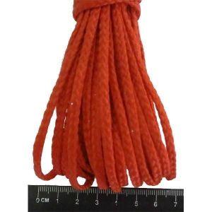 Шнур полипропиленовый плетеный 20 м, диаметр 2,5 мм
