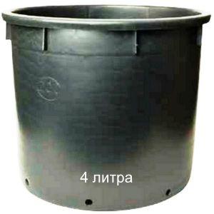 Горшок для растений Tondo Vivaio 4 литра