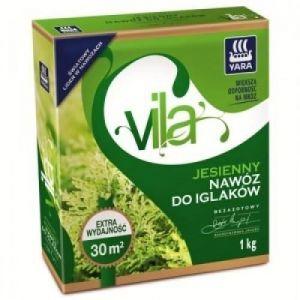 Осеннее удобрение Vila для хвои 1 кг