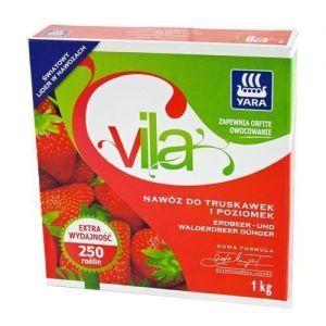 Удобрение Vila для клубники и земляники