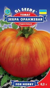 Томат Зебра оранжевая 0,2 г