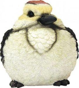 Фигурка декоративная Птичка Дятел