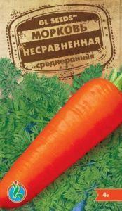 Морковь Несравненная, 4 г