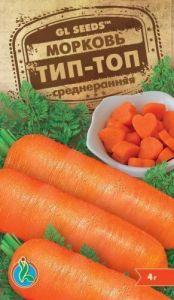 Морковь Тип Топ, 3 г