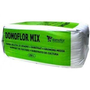 Торфяной субстрат Домофлор Микс 4, 250 литров
