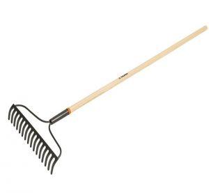 Грабли гнутые Truper, длина ручки 137 см
