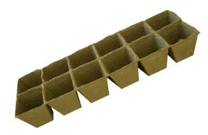 Торфяная кассета Willy на 12 ячеек