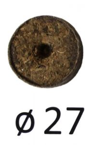 Торфяные таблетки для рассады в сеточке Willy Ø27мм 10 шт