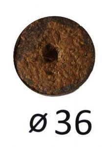 Кокосовые таблетки для рассады в сеточке Ø36мм, 20 шт