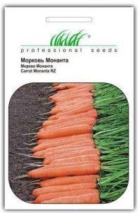Морковь Монанта, 2 г