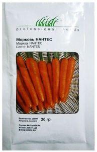Морковь Нантес, ранняя