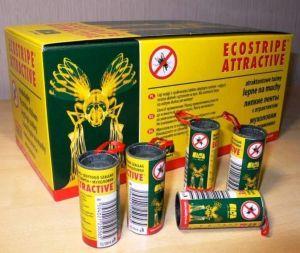 Липкая лента от мух Ecostrip