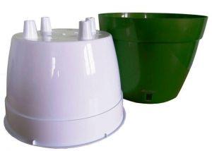 Горшок с дренажной системой ASTI, 2,5 литра