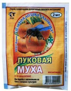 Луковая муха, 2 мл