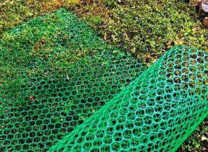 Заборная решетка, ячейка 32*32 мм