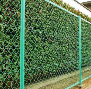 Заборная решетка, ячейка 35*35 мм