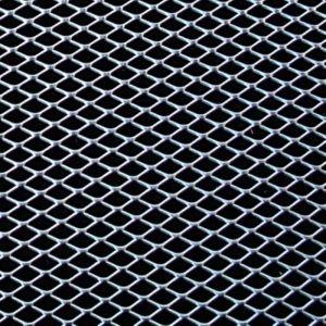 Сетка для защиты водостоков, ячейка 7*7 мм
