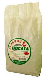 Куриный помет гранулированный 2 кг