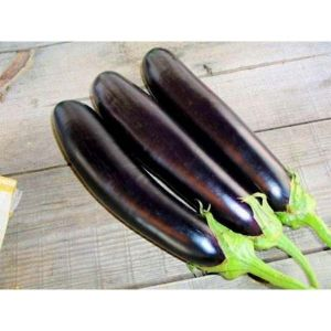 Баклажан длинный фиолетовый