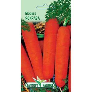 Морковь Яскрава