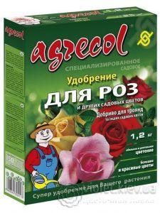 Удобрение Агрекол (Agrecol) для роз, 1,2кг
