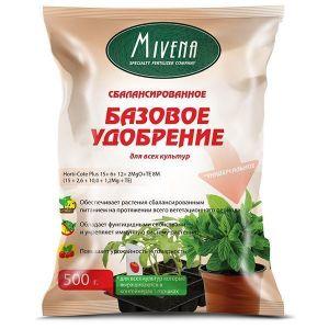 Удобрение Mivena Horti-Cote Plus Базовое 500 г