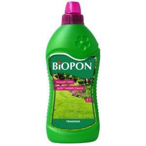 Удобрение Biopon для газонов