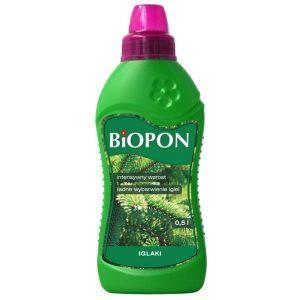 Удобрение Biopon для хвойных растений
