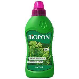Удобрение Biopon для папоротников